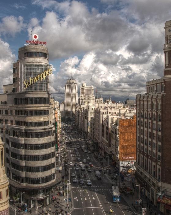Six rooms official website alojamientos tur sticos en for Alojamiento madrid centro